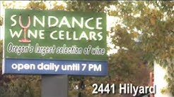 Sundance Wine Cellars + Down to Earth (Unique Eugene)