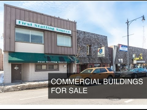 Commercial Buildings for Sale in Chicago Illinois