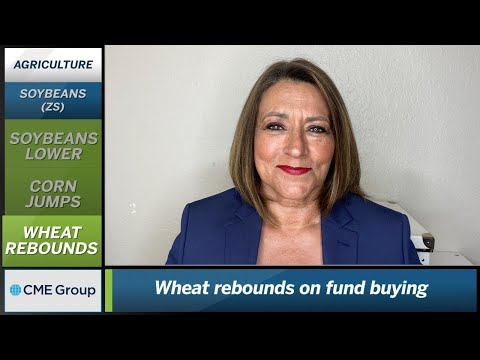 May 28 Grains Commentary: Virginia McGathey