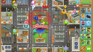 Gambar cover Bloons TD 6 - UPDATED Chimps - High Finance - Black Border (16.2 patch)