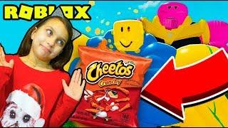 ИСТОРИЯ ПРО ЧИТОС И ТАНОСА! Roblox РОБЛОКС Story Of The Legendary Flexo Cheetos Валеришка Для детей