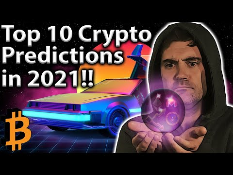 10 Crypto Predictions For 2021! Get READY!! 🔮