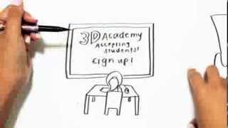 Draw My 3D Academy (Short Version)