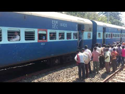 Sindewahi rail accident