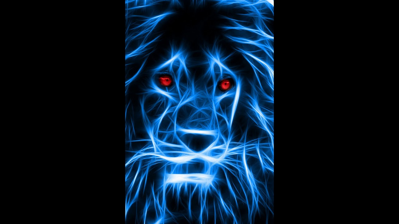Neon Animal Wallpapers App For Iphone Youtube