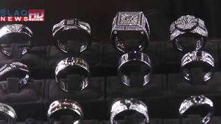 Artyom's բրենդի յուրահատուկ զարդերը՝ «Մերիդիան» ցուցասրահում