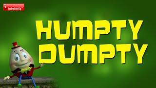 Humpty Dumpty - Nursery Rhymes 3D Animated