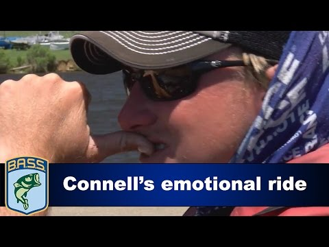 Dustin Connell's emotional ride back to the ramp