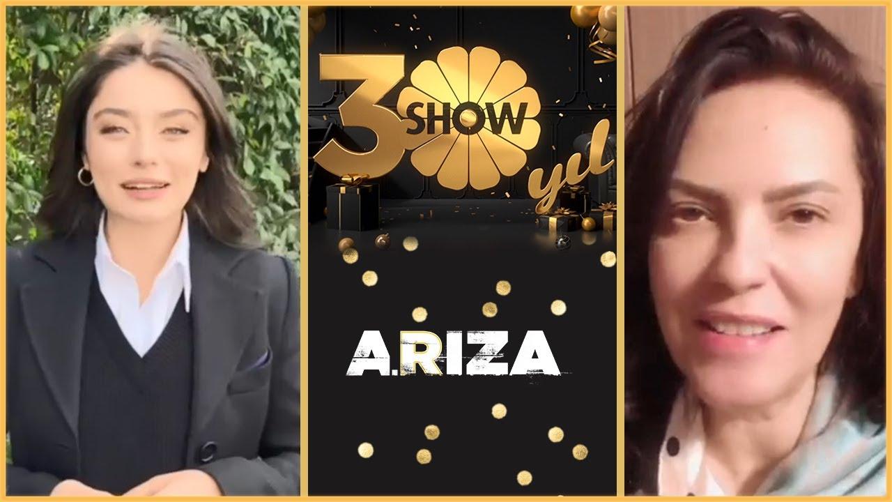 Arıza oyuncularından Show TV 30.Yıl mesajları