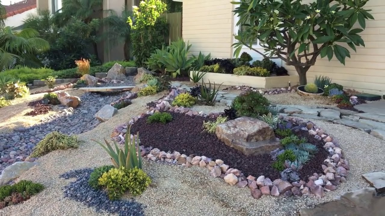 Drought Tolerant Landscape Design - Drought Tolerant Landscape Design - YouTube