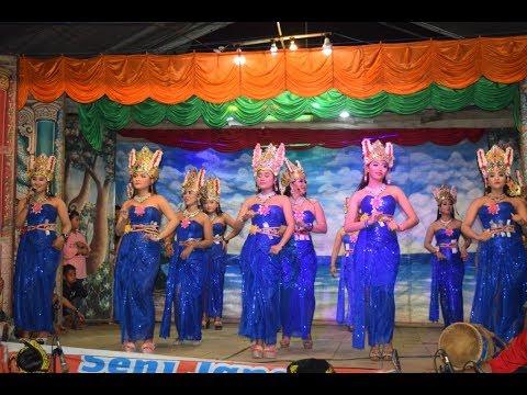 Janger Berdendang SBP Lebaran 2018 Live di Wonosobo-Sri Budoyo Pangestu Koplo Banyuwangi Rumah Wiwin