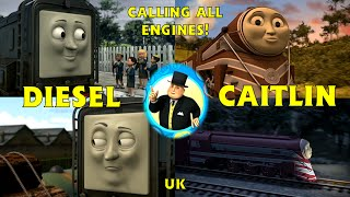 Calling All Engines! - Diesel and Caitlin - UK - HD