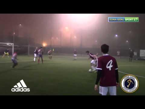 Zona Goal: Sporting Bisanzio - Scarica Barile - Differita