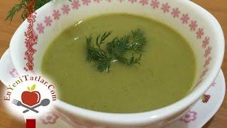 Brokoli Çorbası Tarifi | Sebzeli Brokoli Çorbası Nasıl Yapılır