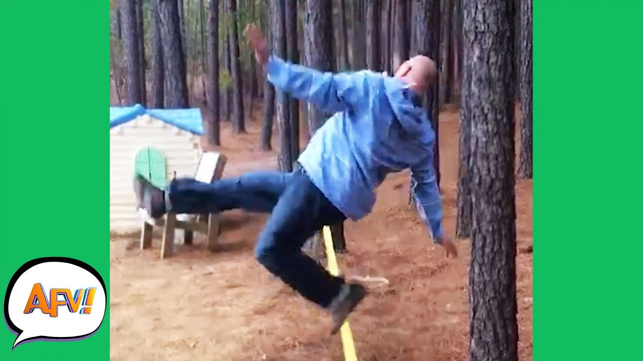 Download When BALANCE Goes BUST! 😂 | Best Funny Fails | AFV 2021