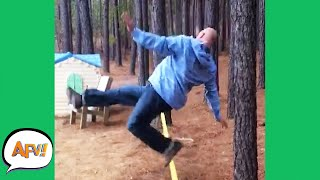 When BALANCE Goes BUST! 😂 | Best Funny Fails | AFV 2021
