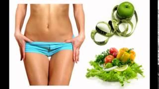 как похудеть и убрать живот за неделю в домашних условиях без диет