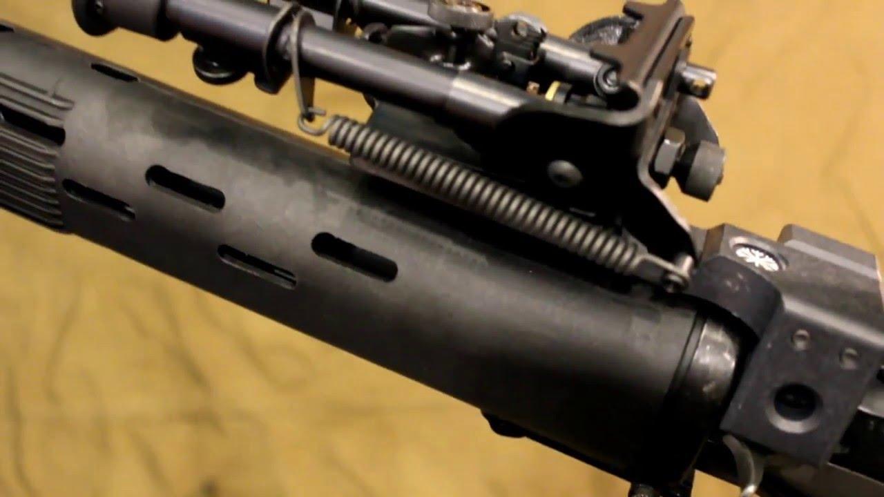 Карабин тигр 7,62 исполнение 05 выполнен по типу винтовки свд и оснащен деревянным ламинированным прикладом характерной скелетной.
