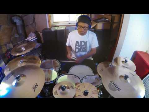 Jasmine Murray - Rest Of My Life (Drum Cover)