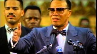 Louis Farrakhan: The Pain of Being a Black Man in White America Part 2
