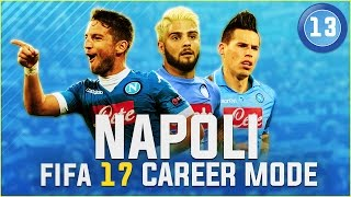 FIFA 17 Napoli Career Mode Ep13 - TRANSFER WINDOW PREP!!