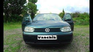 Volkswagen Golf 4 1.9 1998   Test-Drive by Vanchik
