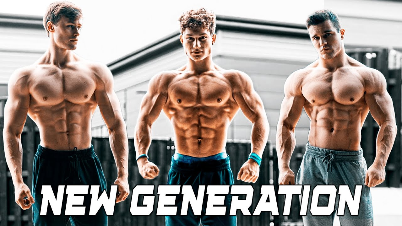 Download THE NEW GENERATION 🔥 Fitness Motivation