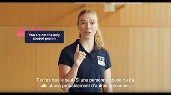 Camilla Berra -  Harcèlement | Conseils prévention par les ambassadeurs de Lausanne 2020