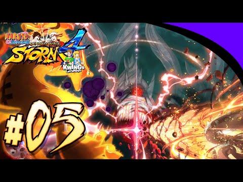 Naruto Shippuden Ultimate Ninja Storm 4: Ep 5 Neji Why!!!!
