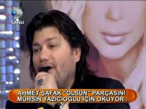 Ahmet Şafak - Olsun ( Muhsin Yazıcıoğlu ) BBP