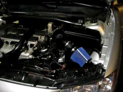 Intake Volvo V70 2 5T 2005