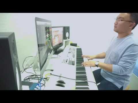 Kaulah Segalanya - Ruth Sahanaya (Piano Cover - Renardi Effendi)