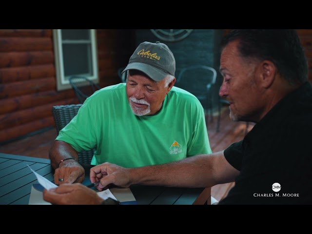 Charles M. Moore Insurance - Darrel Carter testimonial