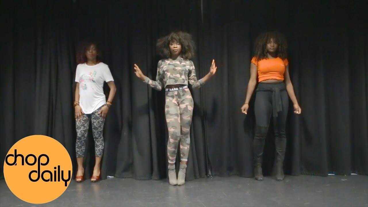 Korede Bello - Work It (Dance Tutorial Video)