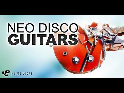 Funky Neo Disco Guitar Samples, Funk Guitar Samples & Loops, Nu Disco & House Guitar Jams