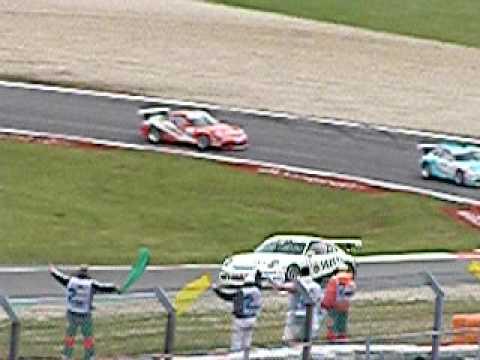Winner Porsche supercup  Nurburgring 2009 Rene.Rast
