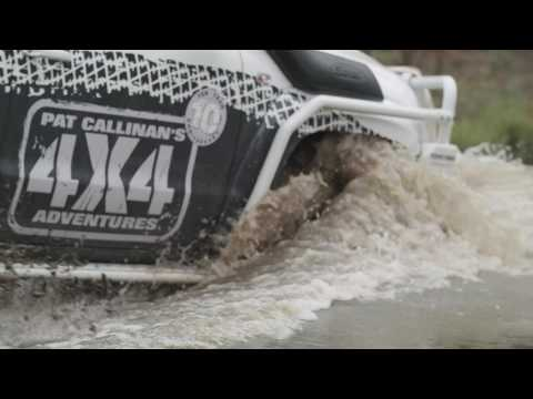 TOYO TIRES GOES ALL IN WITH PAT CALLINAN