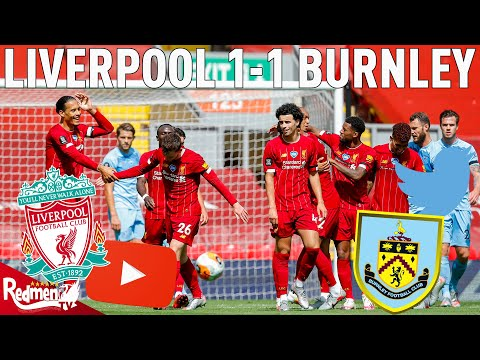LIVERPOOL FAN REACTIONS | Liverpool 1-1 Burnley | LFC 'Redmentions'
