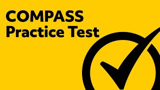 COMPASS Practice Test - Free COMPASS Help and Secrets