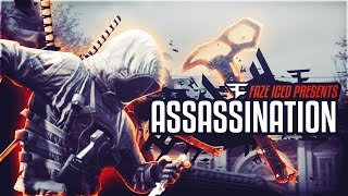 FaZe Iced: ASSASSINATION - A Call of Duty Knifing Montage by FaZe PenG