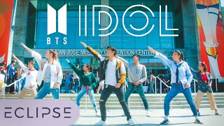 [KPOP IN PUBLIC] BTS (방탄소년단) - IDOL Full Dance Cover at Crunchyroll Expo 2018 [ECLIPSE] thumbnail