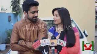 Avinash Sachdev & Shrenu Parikh - Chit Chat about upcoming scene!!