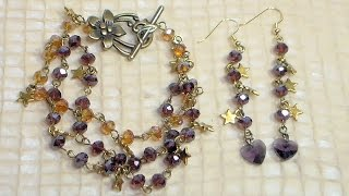 Sparkly Hearts and Stars Jewelry {quick &easy tutorial} Mp3