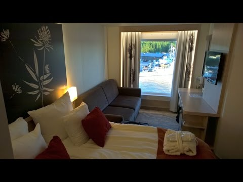 Viking Grace Cruise Helsinki - Stockholm in Premium Cabin