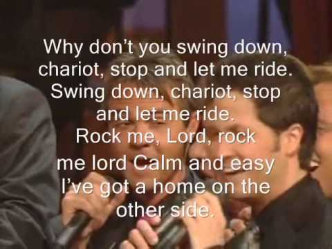 Swing Down Chariot Lyrics By Pacatang's Family