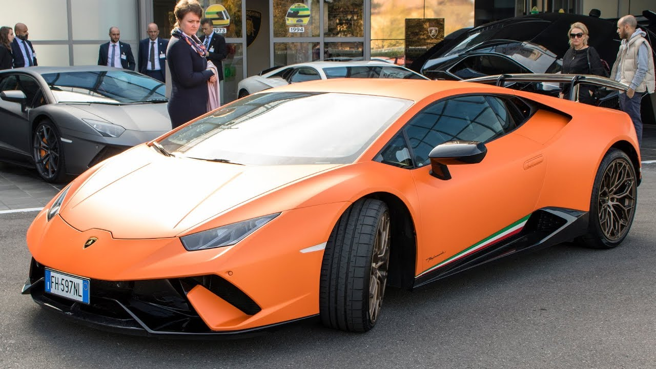 Lamborghini Huracan Performante Overview 2017 4k Youtube