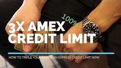 hqdefault - How To Increase Credit Limit Amex