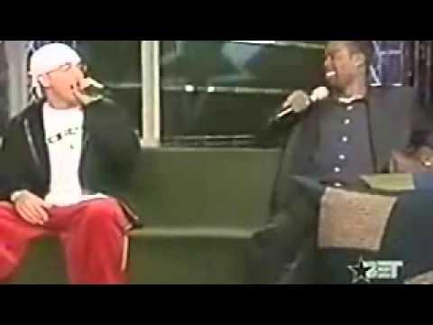 Eminem Chillin' with Chris Rock