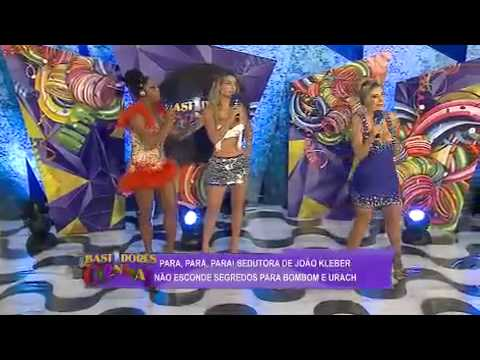 bastidores do carnaval Andressa Urach revela ao vivo para Laura Keller que ...