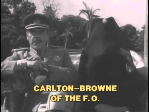 Carlton Browne Of The F.O. Trailer 1959